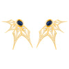 Supernova Fan Earrings