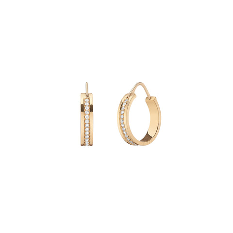 1.3 MM Sexy Hoop Earrings