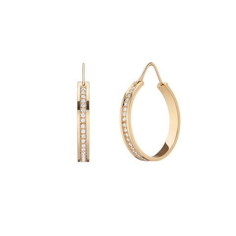 1.5 MM Sexy Hoop Earrings