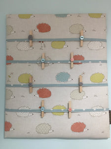 Fabric Notice Board - Butterfly Crafts