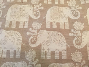 Fabric Cushion - Elephants - Butterfly Crafts