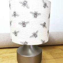 Load image into Gallery viewer, Drum lampshade - Small Bees - Butterfly Crafts