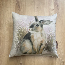 Load image into Gallery viewer, Fabric Cushion, Rabbit - Butterfly Crafts