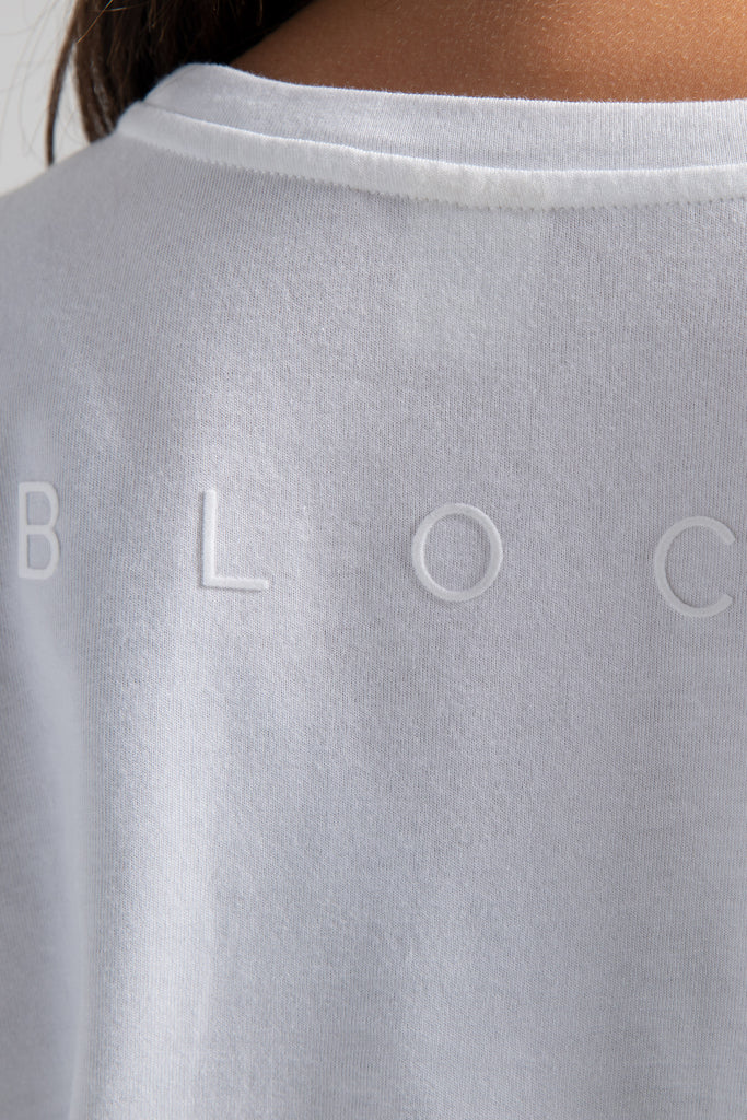 ZLW5102 - Bloch Off-Duty Longline Tee
