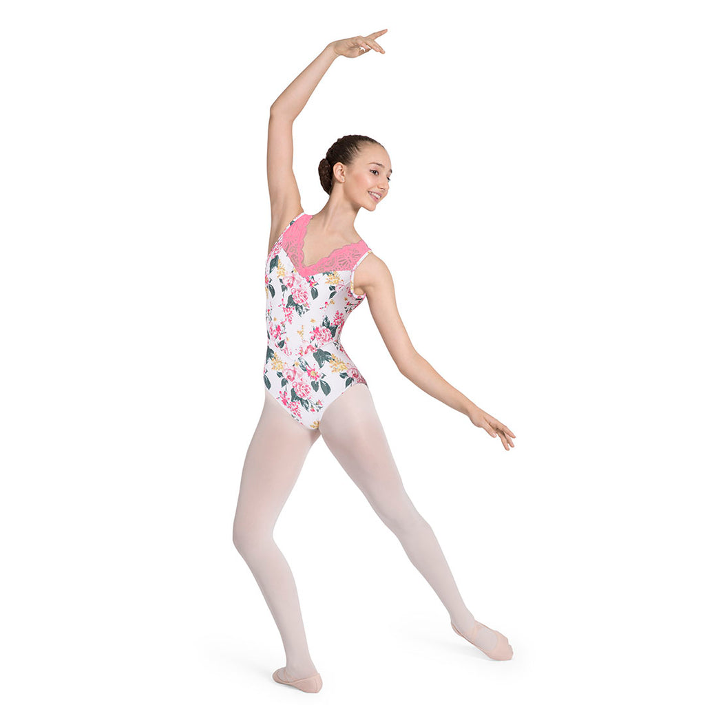 L0006L - Danse De Paris 'Moulin' Womens Leotard