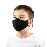 A5004C - Bloch B-Safe Childrens Lanyard Face Mask Single