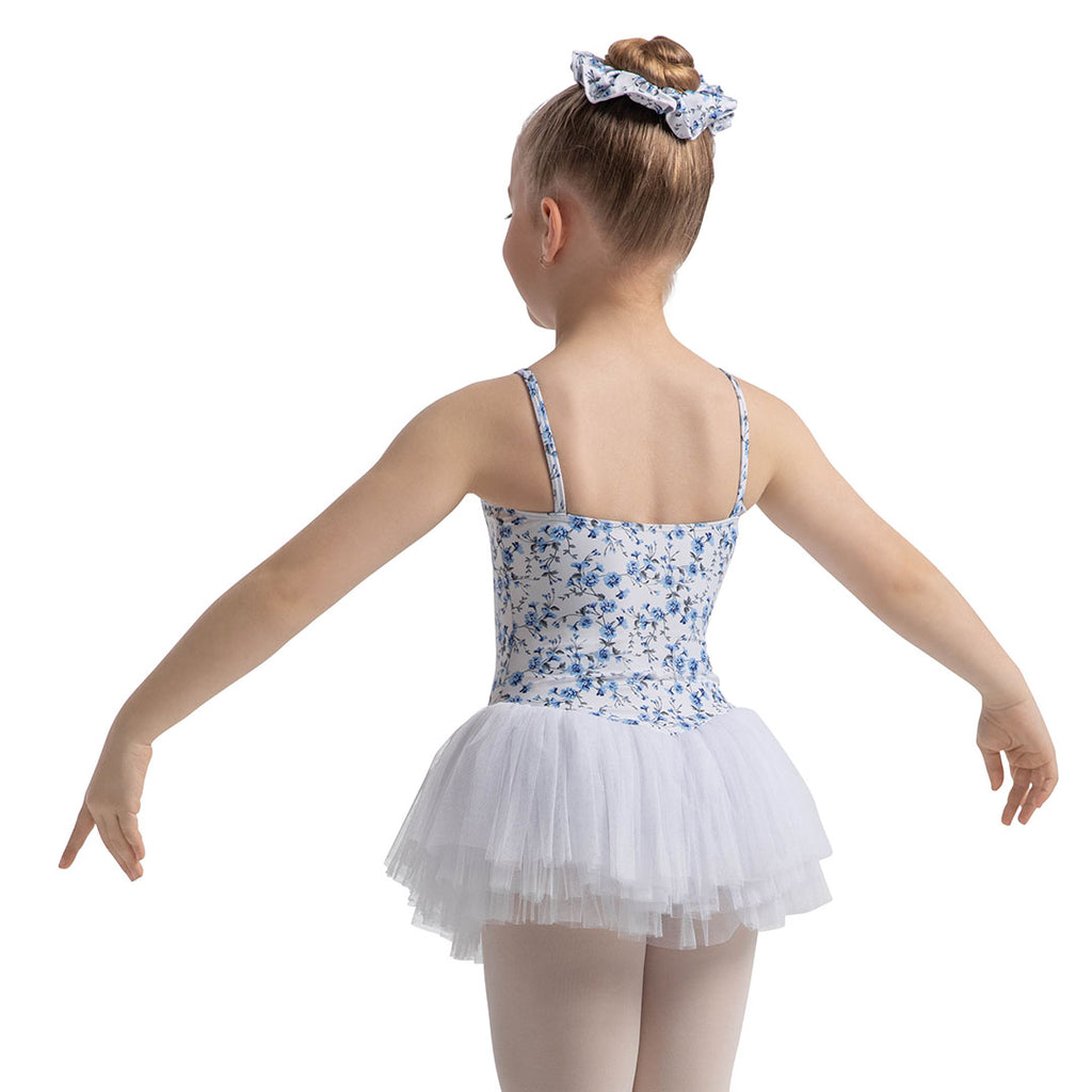 R0028G - Danse De Paris 'Florette' Girls Tutu Dress