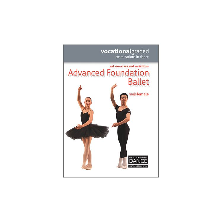 10051N – Dance Advanced Foundation RAD Syllabus