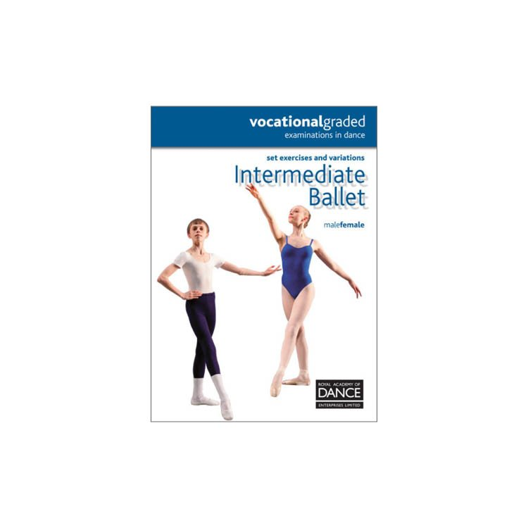 10042 – Dance Intermediate RAD Syllabus