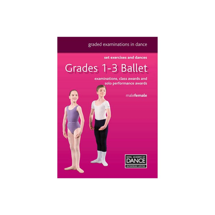 10046N – Dance NEW Grades 1-3 RAD Syllabus