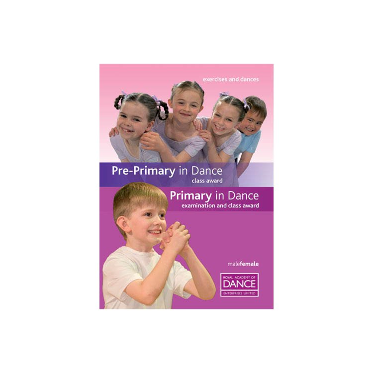 10038 – Dance Pre-Primary/Primary RAD Syllabus