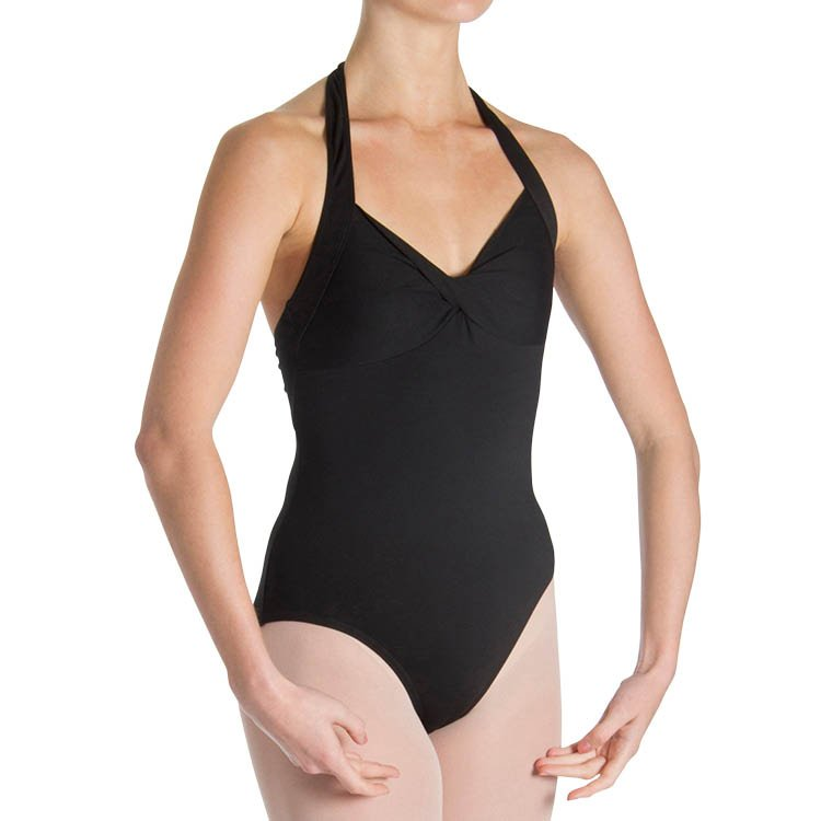 L52645 - Bloch Cinnamon Halter Womens Leotard