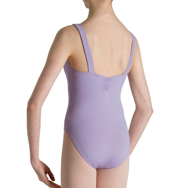 L3854G - Bloch Celena French Princess Line Girls Leotard