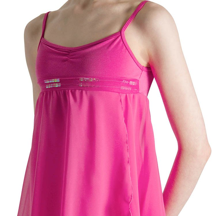 L558022G - Bloch Haruna Dress Girls Leotard