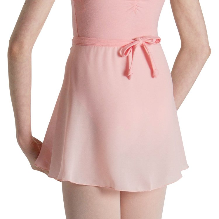 A0732G – Bloch Georgina Short Tie Girls Skirt