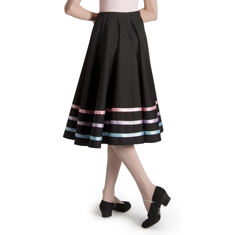 A0404G – Bloch Ribbon Character Girls Skirt