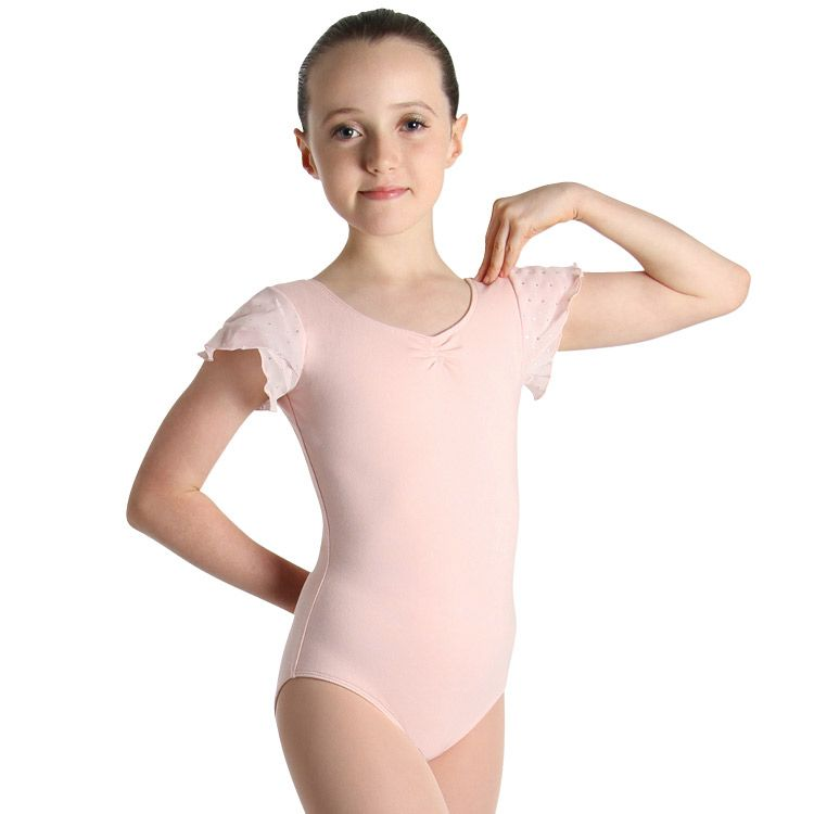 L53732G - Bloch Scarlett Girls Leotards