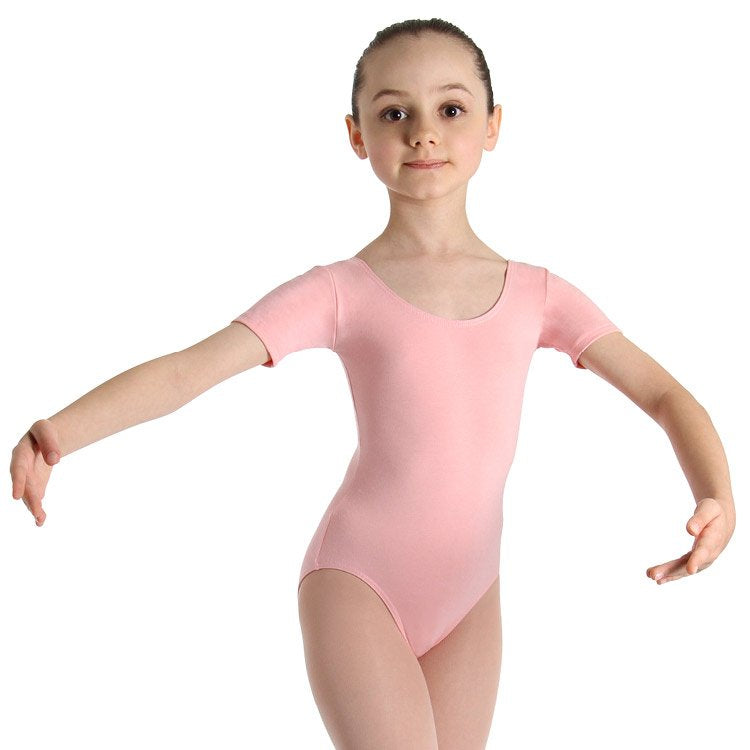 L0602G - Bloch Prima Girls Leotard