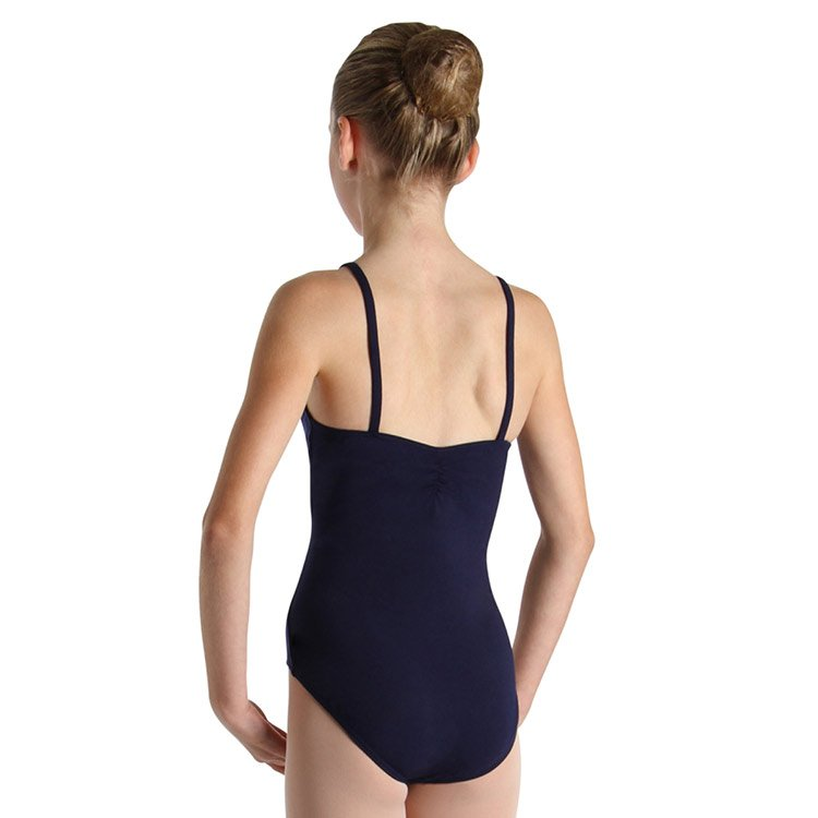 L0657G - Bloch Peri Girls Leotard