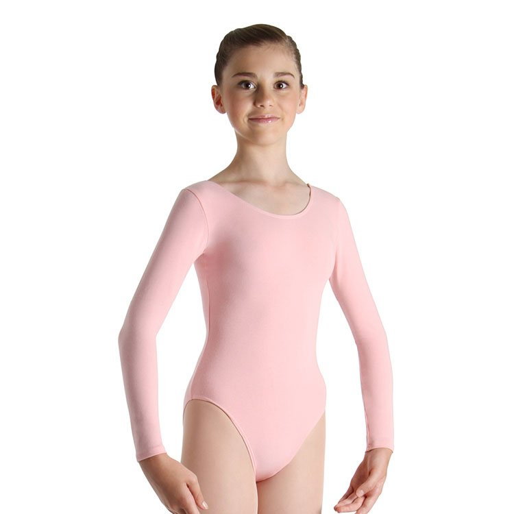 L3409G - Bloch Petal Girls Leotard
