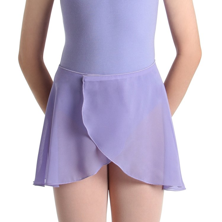 A0329G - Bloch Chita Girls Skirt