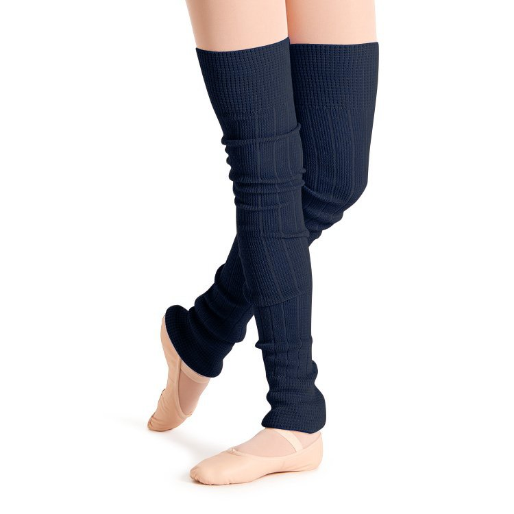 A0108 – Bloch Long Ribbed Legwarmers