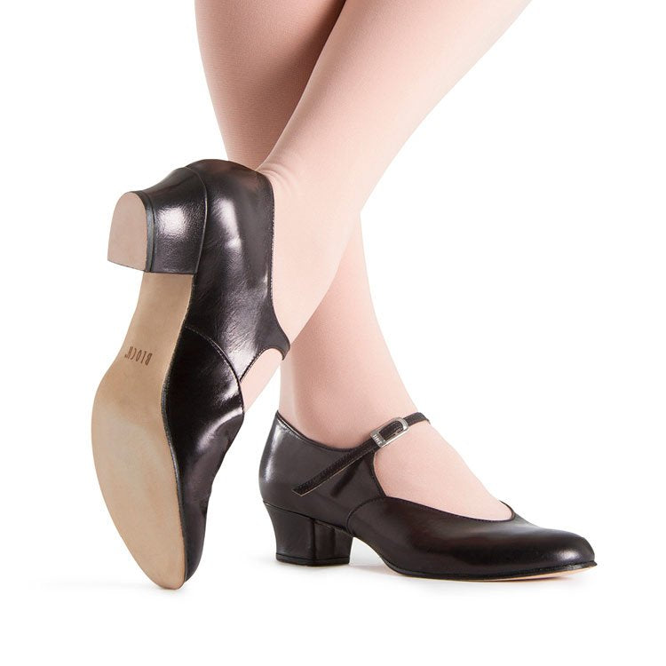 S0303 - Bloch Showstopper Women Stage Shoe