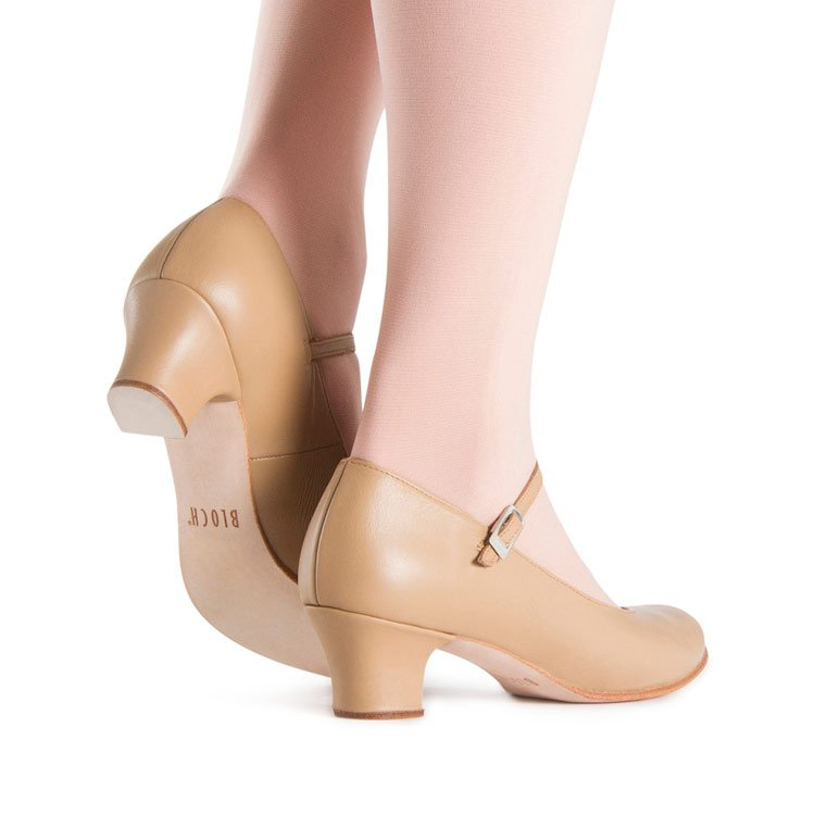S0304L - Bloch Curtain Call Womens Stage Shoe