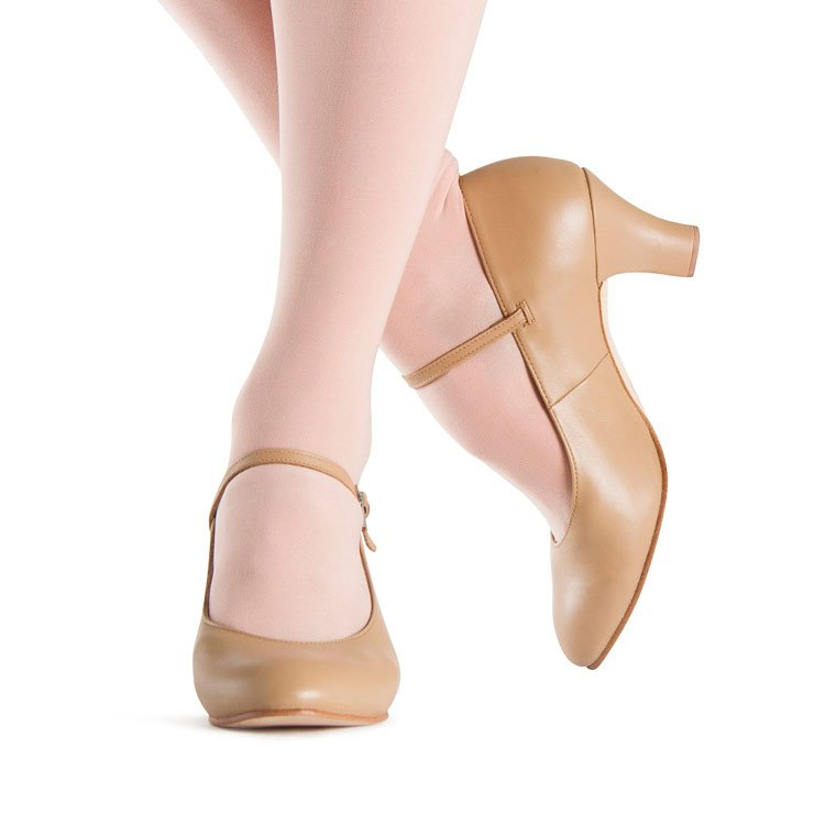 S0306 - Bloch Cabaret Womens Stage Shoe
