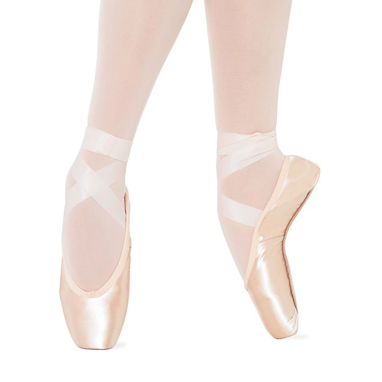 S0133 - Bloch Slyphide Pointe Shoe