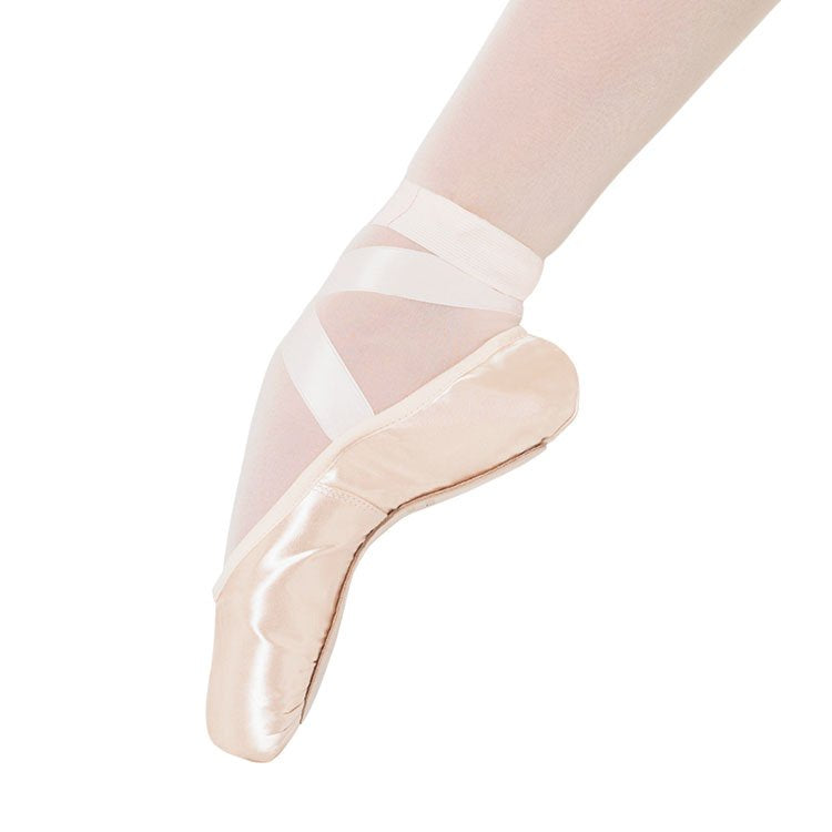 S0134 - Bloch Soft Sole Demi Pointe Pointe Shoe