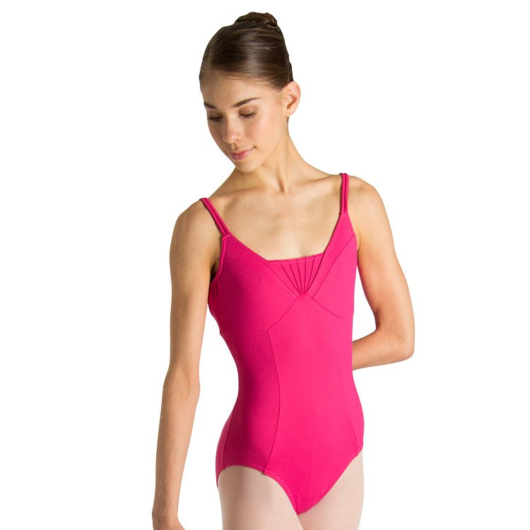 L52160 - Bloch Elegance Fan Womens Leotard