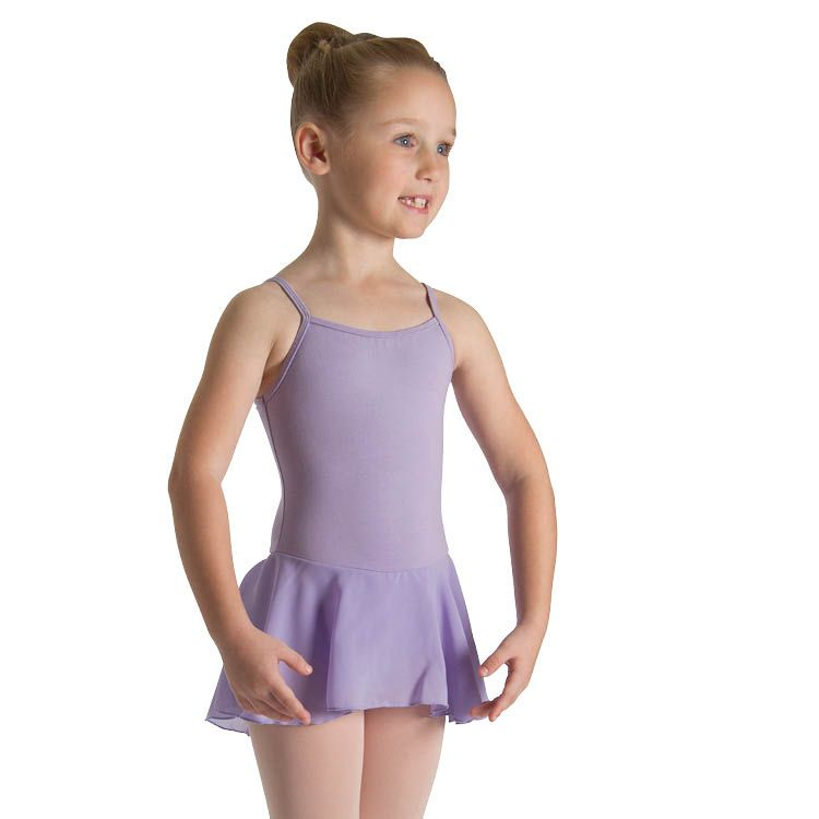 LM5201G – Mirella Alice Cami Skirted Girls Leotard