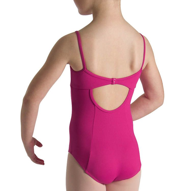 L57277G - Bloch Sugar Bow Back Girls Leotard