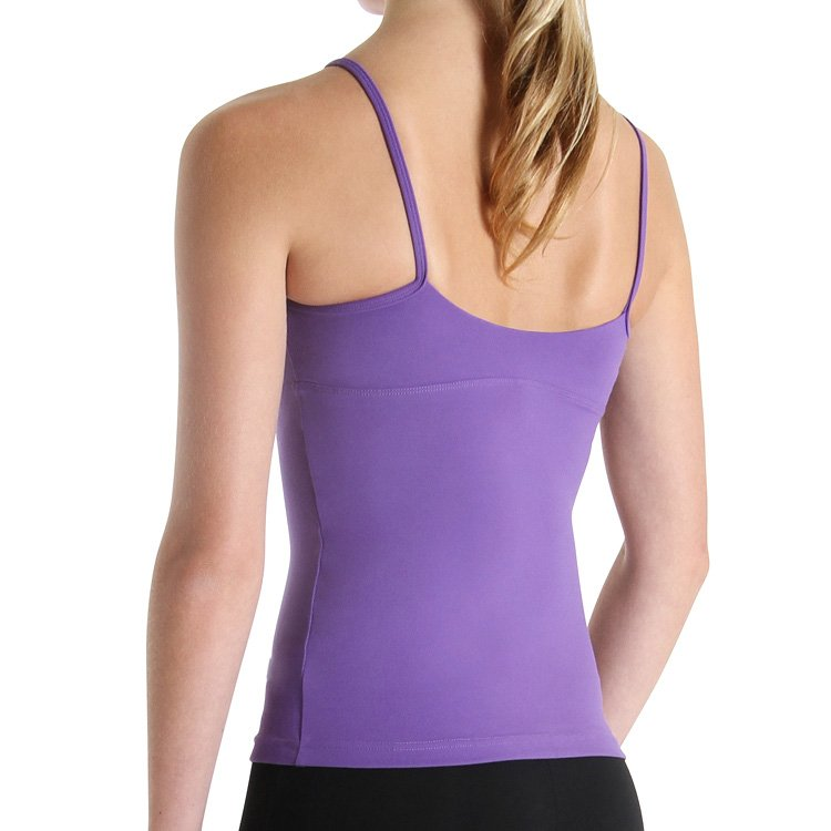 ZF5857 - Bloch Gather Front Womens Cami