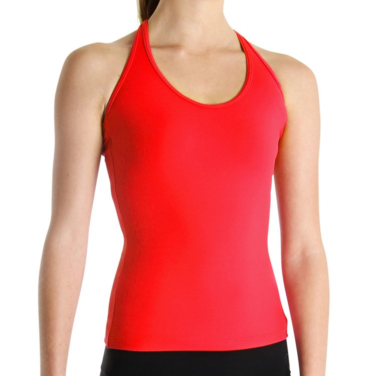 ZF5814 - Bloch T Back Womens Singlet