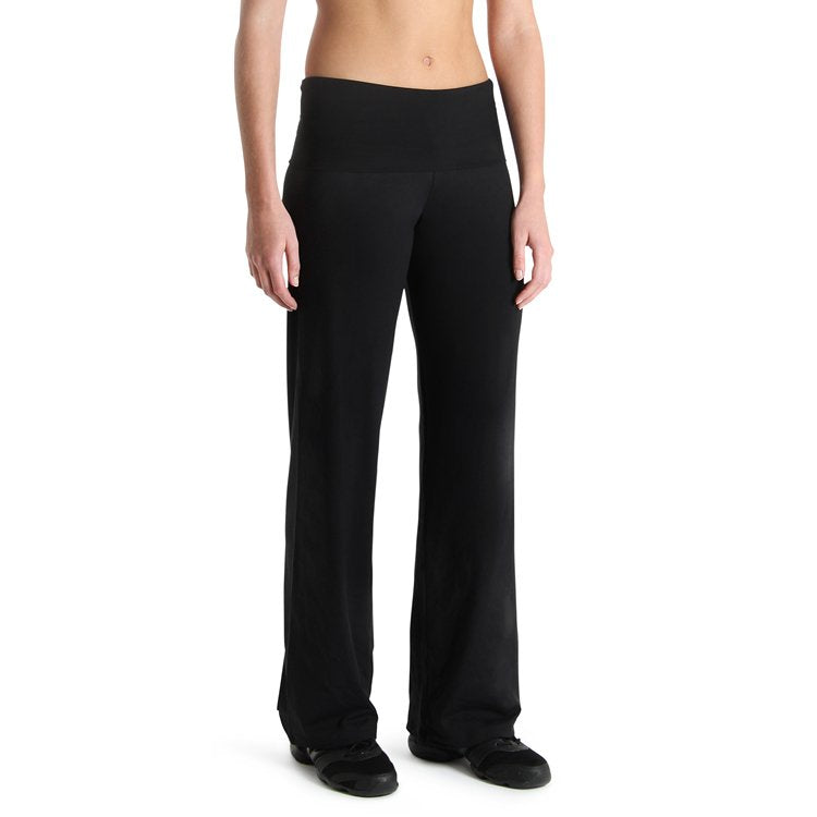 PF5803 – Bloch Roll Down Womens Pant