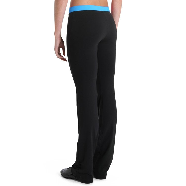 PF5801 – Bloch V Front Womens Pant
