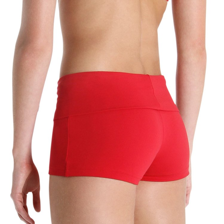 DF5803 - Bloch Roll Down Womens Short