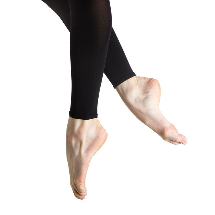 T0230L - Bloch Elite Footless Womens Tights