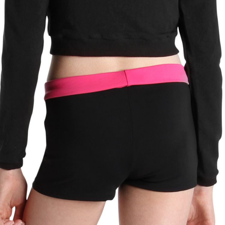 DF5803G - Bloch Roll Down Girls Short