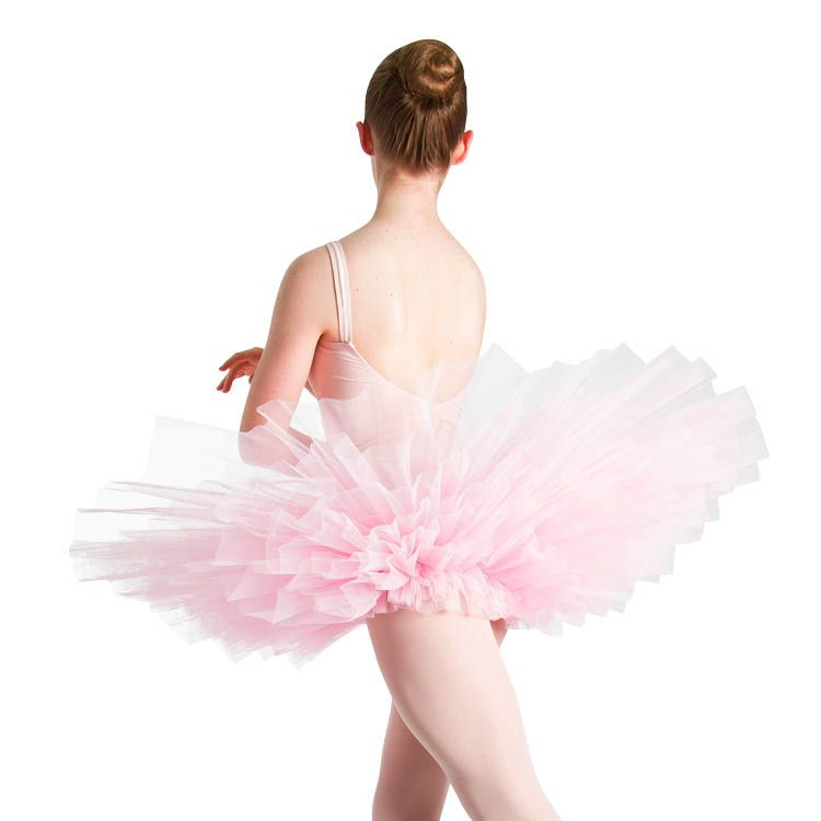 R0111LN – Bloch Practice Womens ½ Tutu Skirt