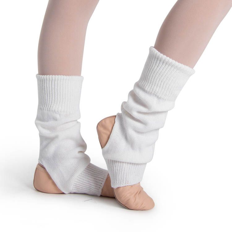 A0114G – Bloch Stirrup Girls Legwarmers
