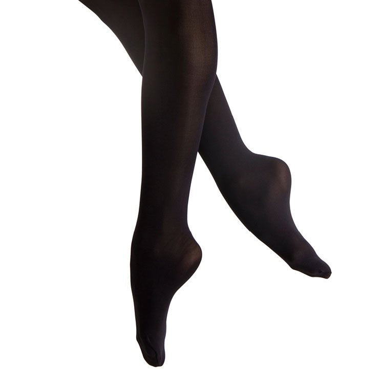 T0920 - Bloch Endura Supplex Footed Womens Tights