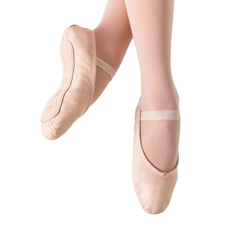 S0201T - Bloch Prolite Leather Toddlers Ballet Flat