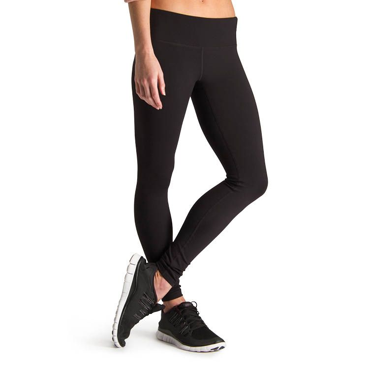 TCO1545S – Bloch Studio Suprima Regular Rise Wide Band Full Length Tights