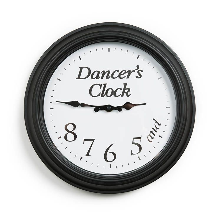 95678 - Dancer's Clock And 5, 6, 7, 8