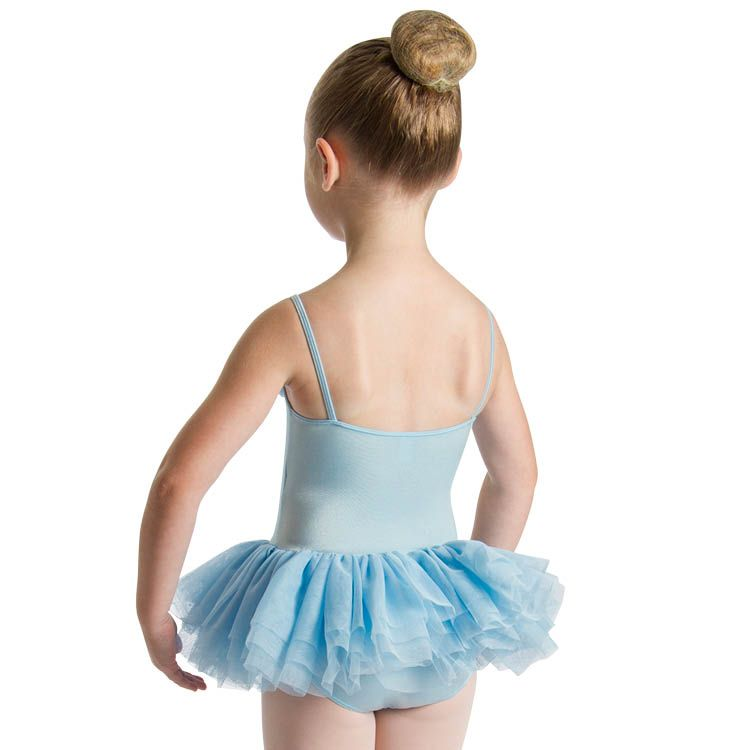 L57120G - Bloch Desdemona Tutu Girls Leotard