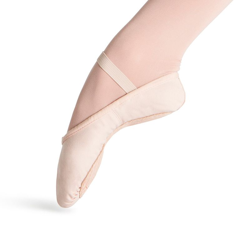 S0211L - Bloch Prolite Canvas Womens Ballet Flat