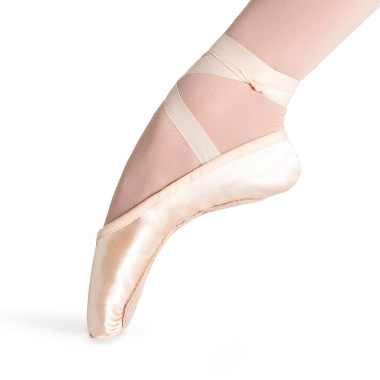S0231L - Bloch Prolite Satin Womens Ballet Flat